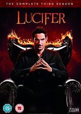 LUCIFER S3 [DVD] [2018] [DVD][Region 2]
