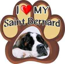#266 Saint Bernard bumper stickers