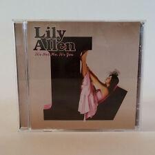 Lily Allen It's Not Me It's You cd