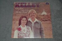Bill and Jeanette Kelley~Let Jesus Take You By The Hand~Christian Gospel~Xian