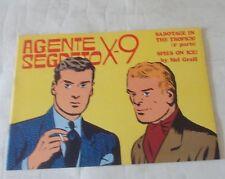 AGENTE SEGRETO X-9 (YELLOW KID nr. 40 - ed. Comic Art)