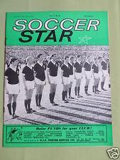 SOCCER STAR - UK FOOTBALL MAGAZINE -  24 JULY 1964 - SCOTLAND