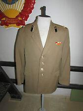 Russian soviet army tunic jacket uniform lieutenant colonel artillery СССР USSR