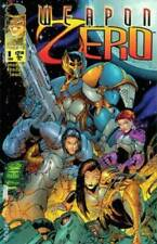 WEAPON ZERO #1 (1995) 1ST PRINTING BAGGED & BOARDED IMAGE