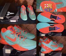 2012 Nike Zoom Kobe Bryant 7 VII Barcelona Teal 488371-301, Size 12