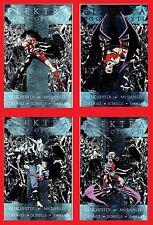(1995) ELEKTRA ROOT OF EVIL #1 2 3 4 COMPLETE SET! SCOTT McDANIEL ART!
