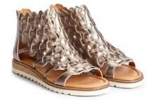 6fac58ac326 Pikolinos Alcudia W1LCL Onix Metallic Gladiator Leather Sandal EU 36 US 5  1 2 -