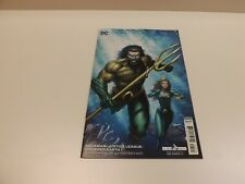 Aquaman/Justice League Drowned Earth #1 Variant Cover Dale Keown