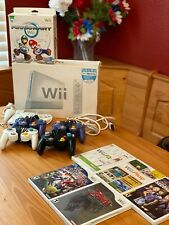 Nintendo Wii Game Console with Wii Play Game Bundle Tested in Box!!! NO RESERVE