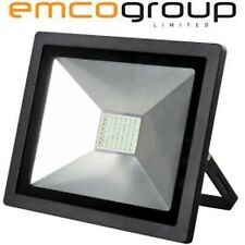 Emco LED 50W Outside Spot Security Waterproof IP65 Floodlight Garden Light 865