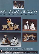 Fachbuch Art Deco Limoges, Limoges Porzellan mit Bibliographie und Register TOLL