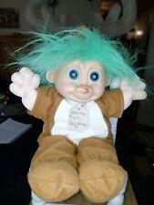 haunted doll's(Patrick)9yrs, Tag Along, Loves Spongebob