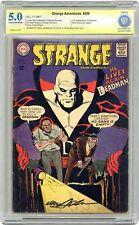 Strange Adventures #206 CBCS 5.0 SS 1967