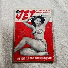 JET Magazine November 18 1954 Carmen Ruiz Negro Jobs