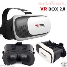 """Gafas VR BOX 2.0 3D Realidad Virtual para iPhone Samsung Sony 3,5"""" - 6,0"""""""