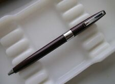 Sheaffer 330 Ballpoint - Burgundy w New Refill (1970s New Old Stock, Perfect!)