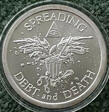 Patron Saint Of Numismatics Series Saint Eligius 5 oz Silver BU Round W//COA