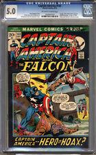 Captain America #153 CGC 5.0 VG/FN Universal CGC #1002841019