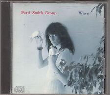 PATTI SMITH GROUP - wave CD