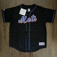 Carlos Delgado New York Mets Majestic Adult Jersey. Stitched! XXL New Free SH