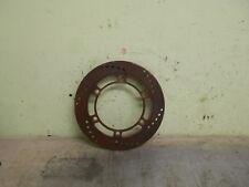 honda vf 1000 fe  cast iron  rear disc