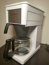 BUNN GRW Velocity Brew 10-Cup Home Coffee Brewer, White, Used Ones