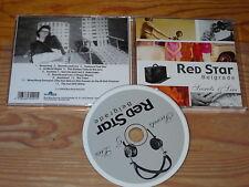 RED STAR BELGRADE - SECRETS AND LIES / ALBUM-CD 2002 MINT-