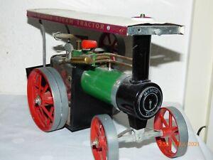 Mamod - Made in England - Steam Tractor  - 25cm - Dampfmaschinen Traktor