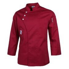 Waiter Uniform Restaurant Work Clothes Chef Jacket Coat Men And Women Universal