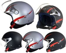 Scooter Graphic Motorcycle Helmets