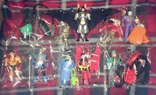 BATMAN The Animated Series 1993-1998 9 Action Figure Lot Joker Penguin Creeper
