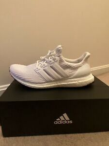 BRAND NEW Adidas Ultra Boost Triple White BB6168 Mens US Size 12 UltraBoost