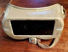 Vintage Welding Goggles Jackson Products Usa Unigoggle Ii Steam Punk Industrial