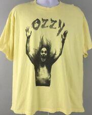 Ozzy Osbourne Ozz Fest Tshirt Sz. X-Large Chevelle, Flaw, Soil Band Music