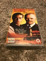 VHS Movie Video LEGENDS OF THE FALL - Brad Pitt, Anthony Hopkins