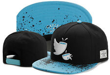 Hip Hop Men's CAYLER Sons Cap adjustable Baseball Snapback Street Black hat 463#
