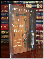 A Special Place ✎SIGNED✎ by PETER STRAUB Mint Limited Edition Hardback 1/250