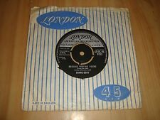 "DUANE EDDY - BECAUSE THEY'RE YOUNG/REBEL WALK [LONDON 7"")"