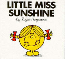 Little Miss Sunshine by Roger Hargreaves Mr Men Collection book number L4