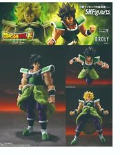 S.H.Figuarts Dragon Ball Super Broly 2019 Movie Armored Broly Figure Bandai