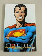 Superboy The Greatest Team-Ups Stories  Ever Told Paperback 2010 NEW