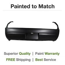 NEW 2008 2009 2010 2011 DODGE CHALLENGER Rear bumper w/o Snsrs COVER Painted