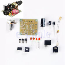 1pcs LM386 Super Mini Amplificador Junta 3V-12V Kit de bricolaje BC