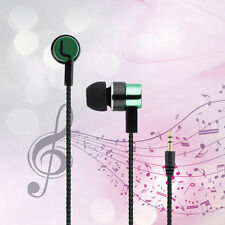 Noise Isolating Stereo 1.1M in-Ear 3.5mm Media Player Music Earphone NEW BE