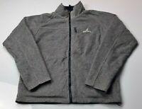Vintage Mens Nautica Reversible Full Zip Windbreaker Fleece Jacket Size Small S