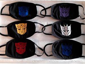 Adult  Transformers mask