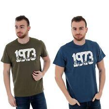 Pepe Jeans Hombre Camiseta corta Cuello redondo 22310