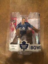 Johnny Bower - McFarlane NHL Legends Series 6 - Toronto Maple Leafs