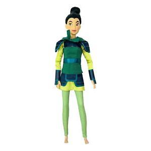Disney Store Disney Princess Mulan Campsite Doll Only