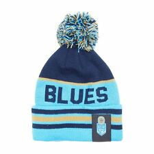 NSW Blues State of Origin 2017 Bobble Beanie